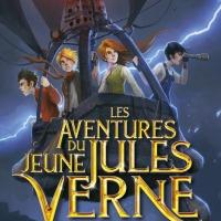 Les aventures du jeune Jules Verne - Tome 1