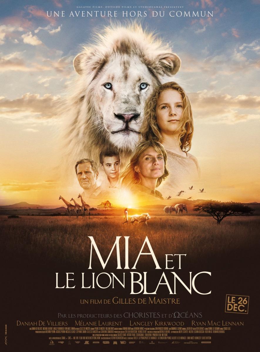 Mia et le Lion Blanc, un grand film tourné sur 3 ans