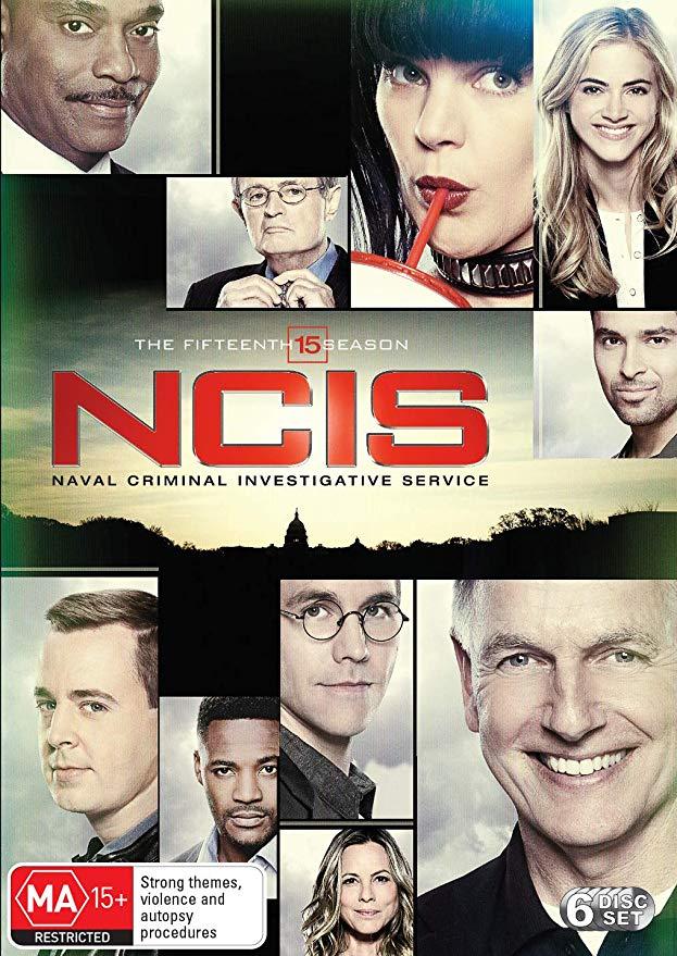 Coffret de la saison 15 de NCIS