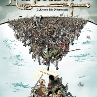 Kaamelott, Tome 1 : l'Armée du Nécromant, l'univers transmedia d'Astier